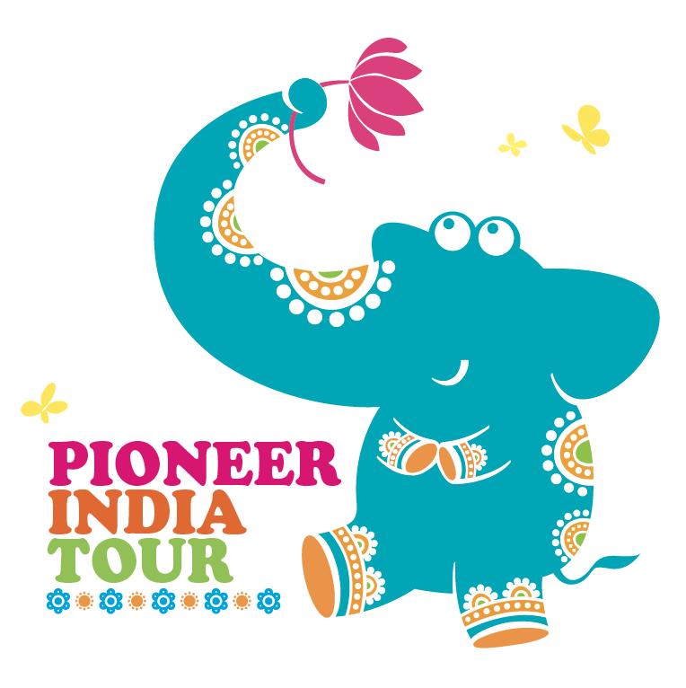 行家帶你遊印度 Pioneer India Tour