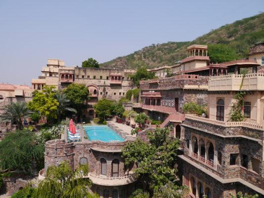 印度古蹟城堡飯店